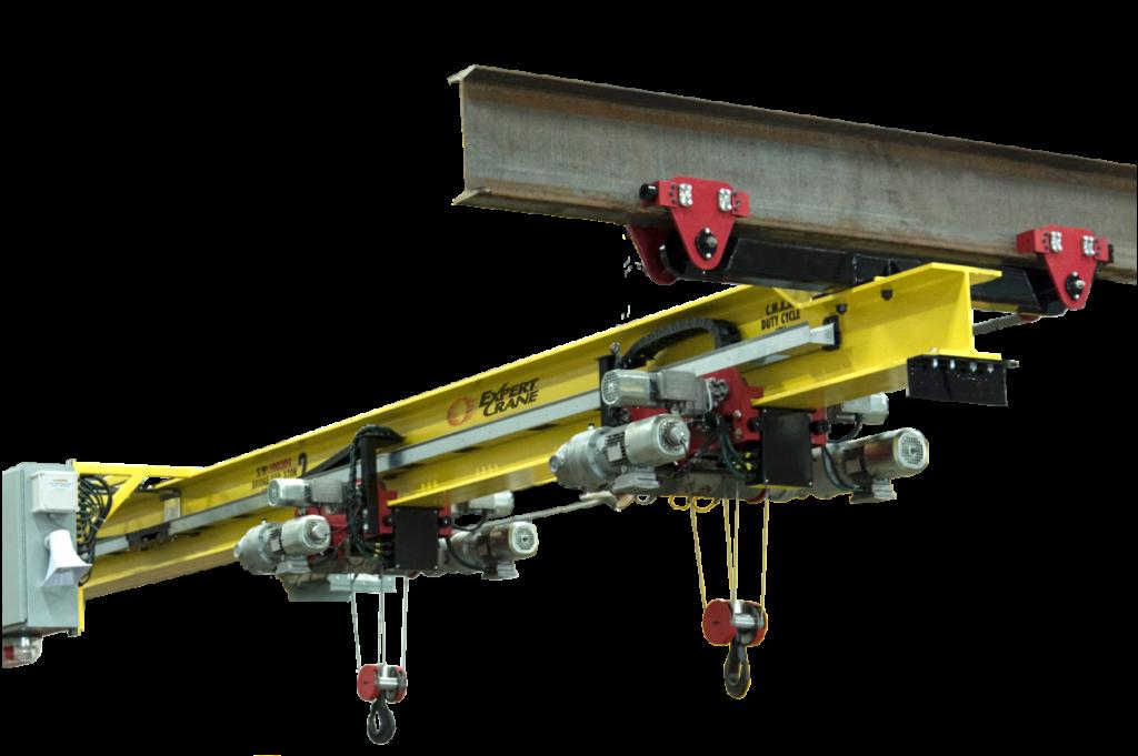 Expert Crane slider perspective