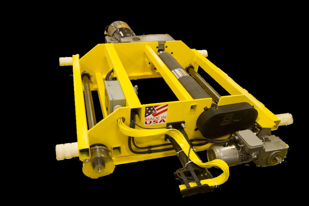 Expert Crane TX mechanism